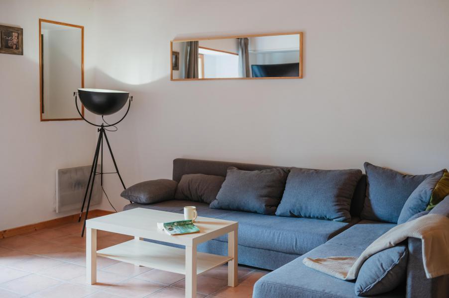 Vacances en montagne Appartement 4 pièces 10 personnes (Bellavista) - Résidence Sunêlia les Logis d'Orres - Les Orres - Séjour