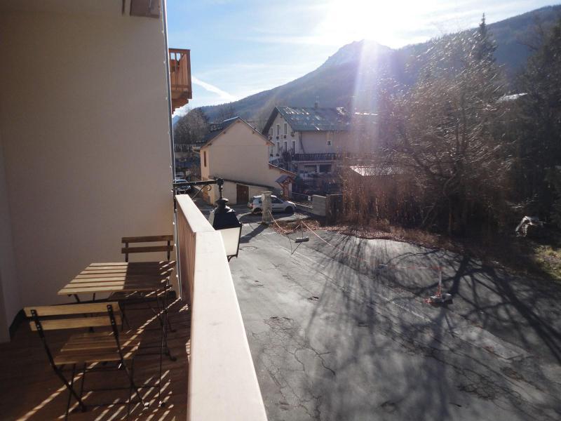 Vakantie in de bergen Appartement 3 kamers bergnis 6 personen (KOUB03) - Résidence Télémark - Serre Chevalier