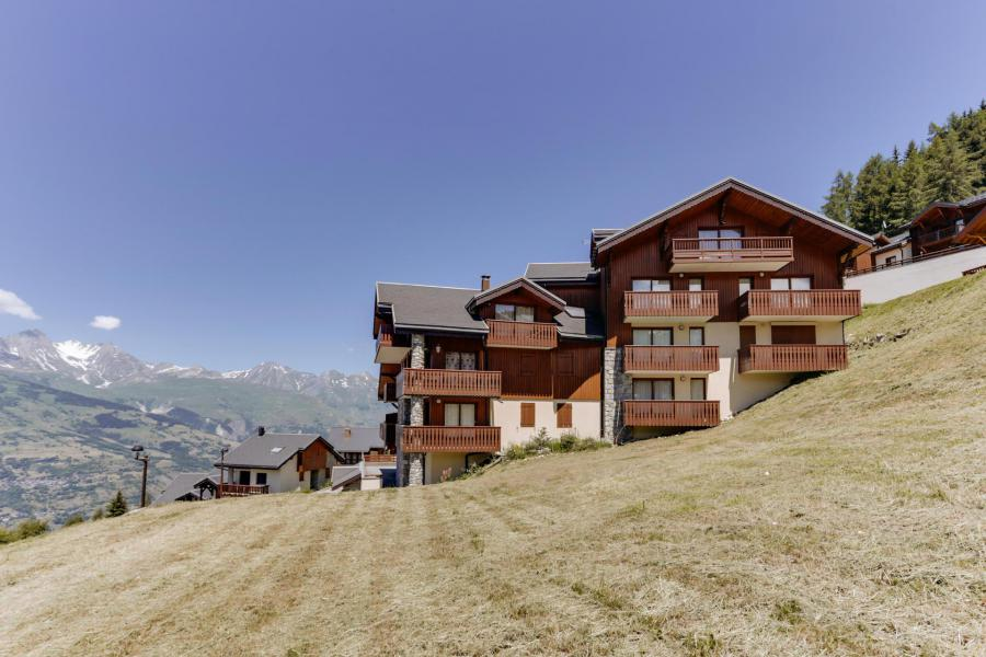 Urlaub in den Bergen 4-Zimmer-Appartment für 8 Personen (09R) - Résidence Tétras - Peisey-Vallandry - Draußen im Sommer