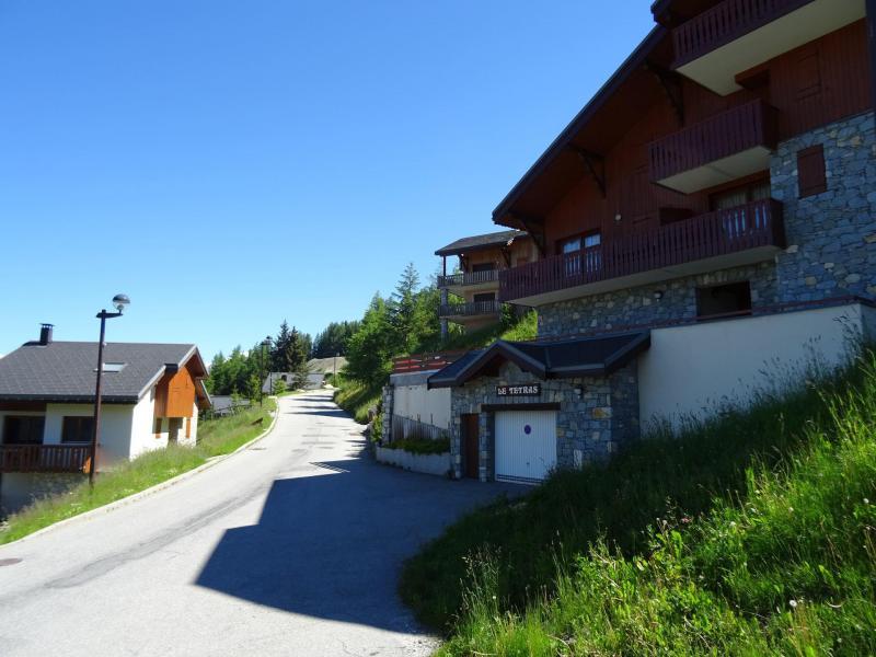 Urlaub in den Bergen Résidence Tétras - Peisey-Vallandry