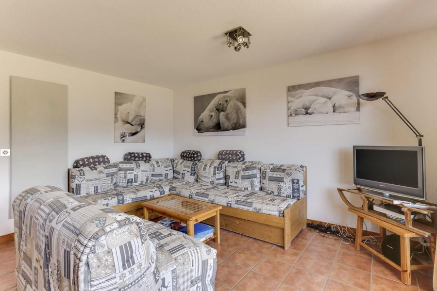 Holiday in mountain resort 4 room apartment 8 people (09R) - Résidence Tétras - Peisey-Vallandry