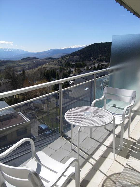 Rent in ski resort Résidence The Catalogne - Font Romeu - Summer outside