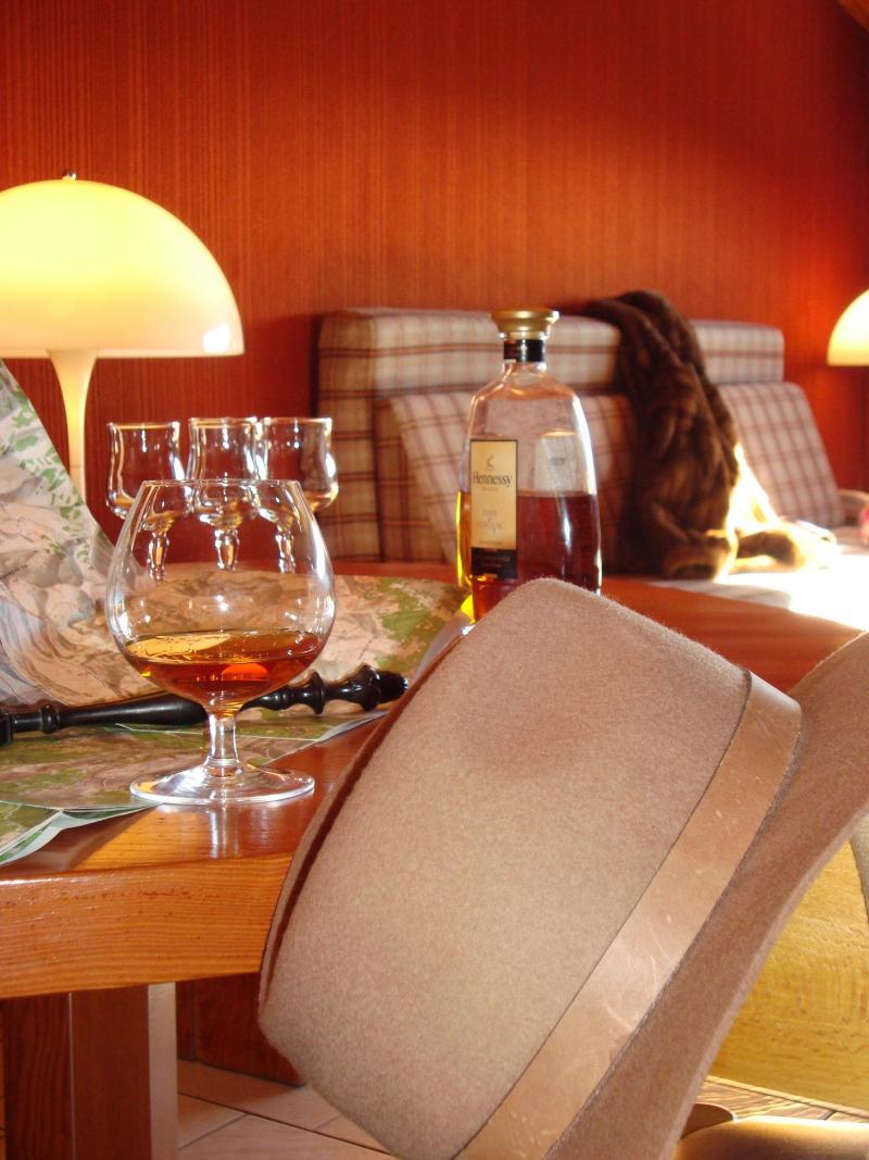 Vacances en montagne Résidence The Catalogne - Font Romeu - Coin repas