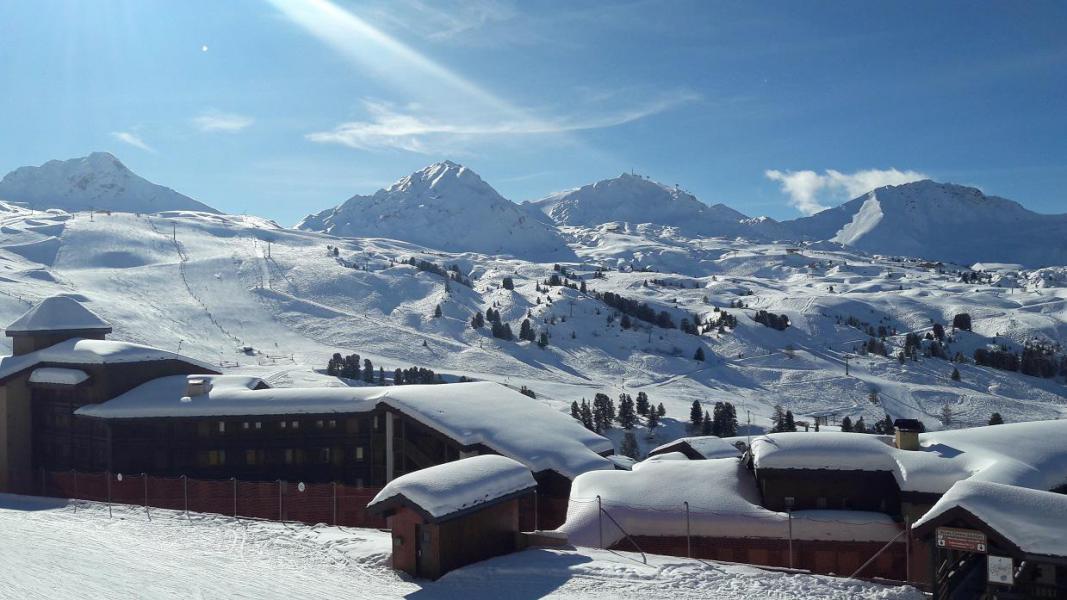Vacances en montagne Studio 4 personnes (313) - Résidence Themis - La Plagne