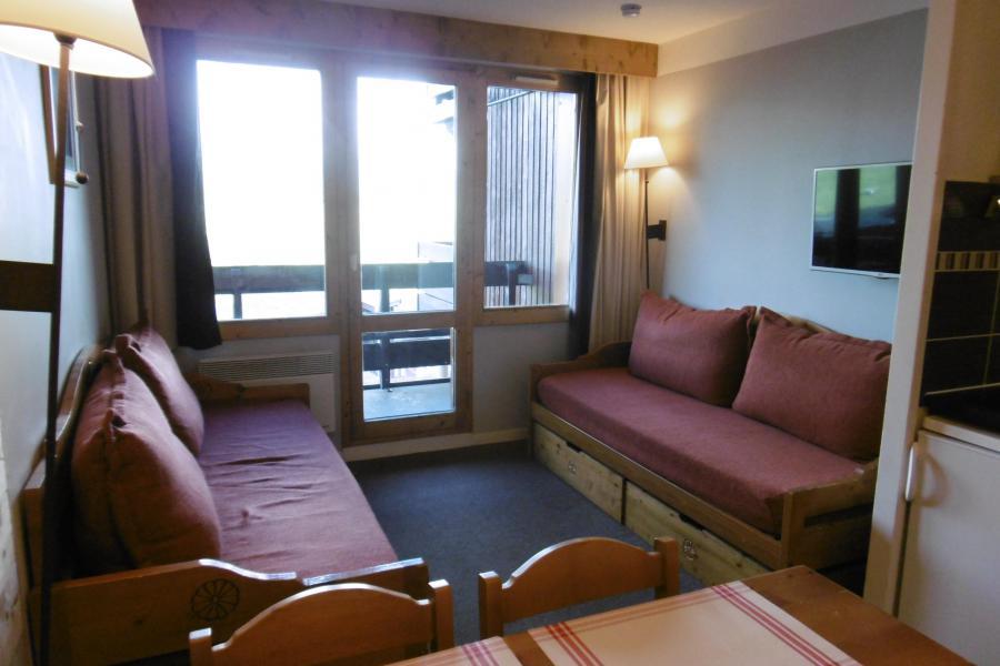 Vacances en montagne Studio 4 personnes (313) - Résidence Themis - La Plagne - Canapé-lit