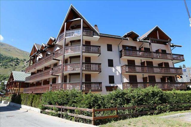 Аренда на лыжном курорте Résidence Tigny - Valloire - летом под открытым небом
