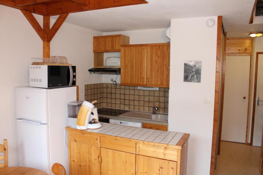 Wakacje w górach Apartament 4 pokojowy 6 osób (30) - Résidence Tigny - Valloire - Aneks kuchenny