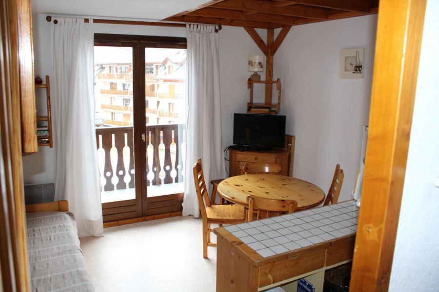 Wakacje w górach Apartament 4 pokojowy 6 osób (30) - Résidence Tigny - Valloire - Pokój gościnny