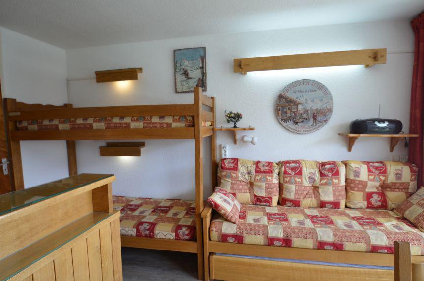 Vacanze in montagna Studio per 3 persone (415) - Résidence Tougnette - Les Menuires