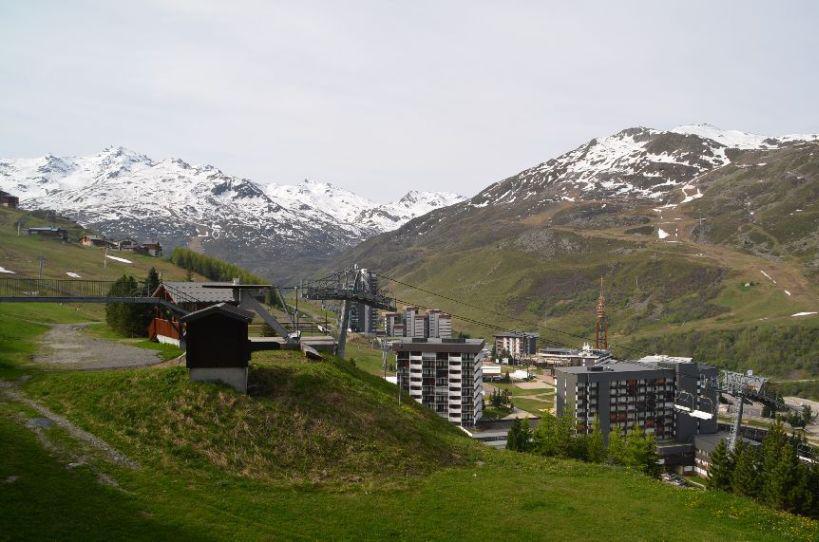 Vacances en montagne Studio 3 personnes (415) - Résidence Tougnette - Les Menuires