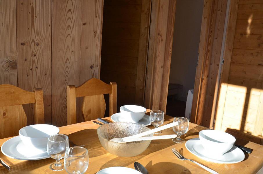 Vacances en montagne Studio coin montagne 4 personnes (214) - Résidence Tougnette - Les Menuires