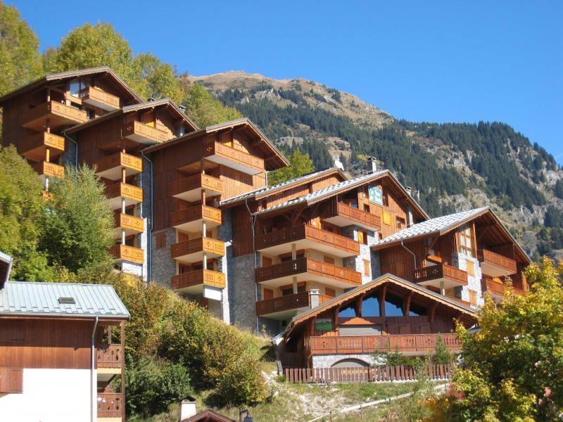 Vacaciones en montaña Résidence Tour du Merle - Champagny-en-Vanoise - Verano