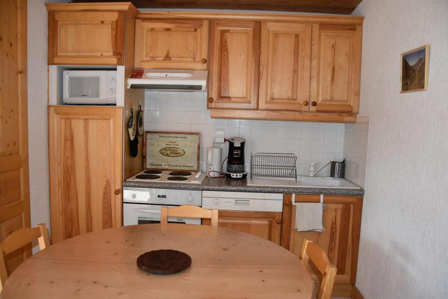 Vacaciones en montaña Apartamento 3 piezas para 4 personas (19) - Résidence Tour du Merle - Champagny-en-Vanoise