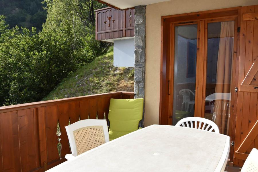 Vacaciones en montaña Apartamento 3 piezas para 4 personas (19) - Résidence Tour du Merle - Champagny-en-Vanoise - Verano