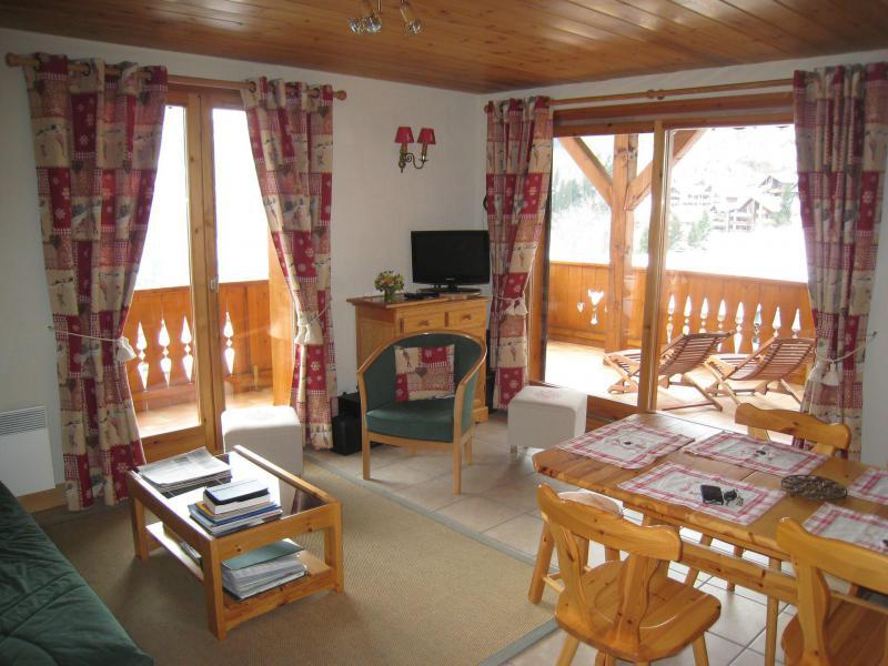 Vacaciones en montaña Apartamento 4 piezas para 6 personas (12) - Résidence Tour du Merle - Champagny-en-Vanoise