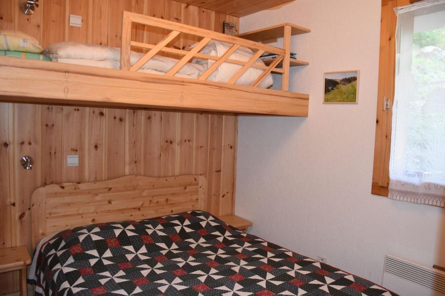 Vacaciones en montaña Apartamento 3 piezas para 4 personas (19) - Résidence Tour du Merle - Champagny-en-Vanoise - Cama doble