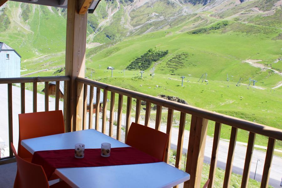 Holiday in mountain resort Résidence Tourmalet - Barèges/La Mongie - Balcony