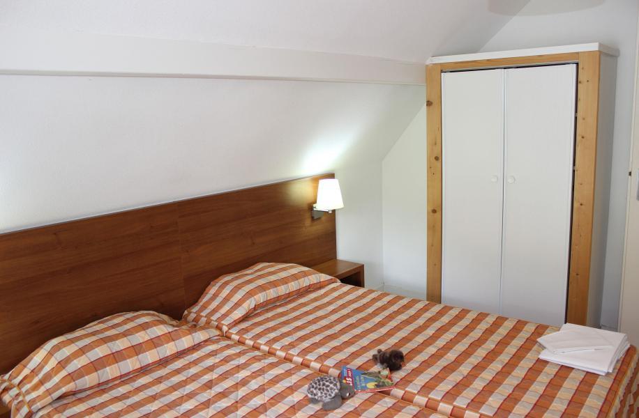 Vacances en montagne Résidence Tourmalet - Barèges/La Mongie - Lit simple