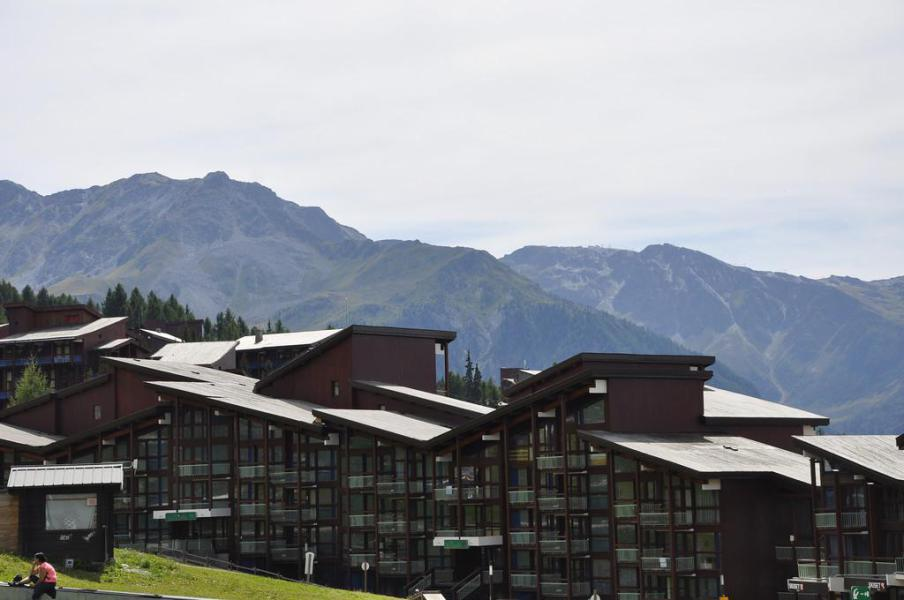 Vakantie in de bergen Résidence Tournavelles 2 - Les Arcs - Buiten zomer