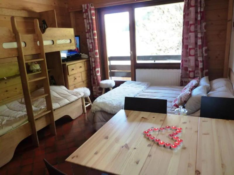 Holiday in mountain resort Logement 4 personnes - Résidence Tournette - Le Grand Bornand