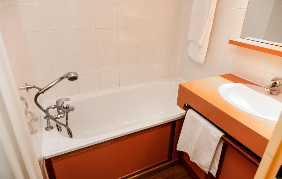 Vacances en montagne Résidence Tourotel - Val Thorens - Salle de bains