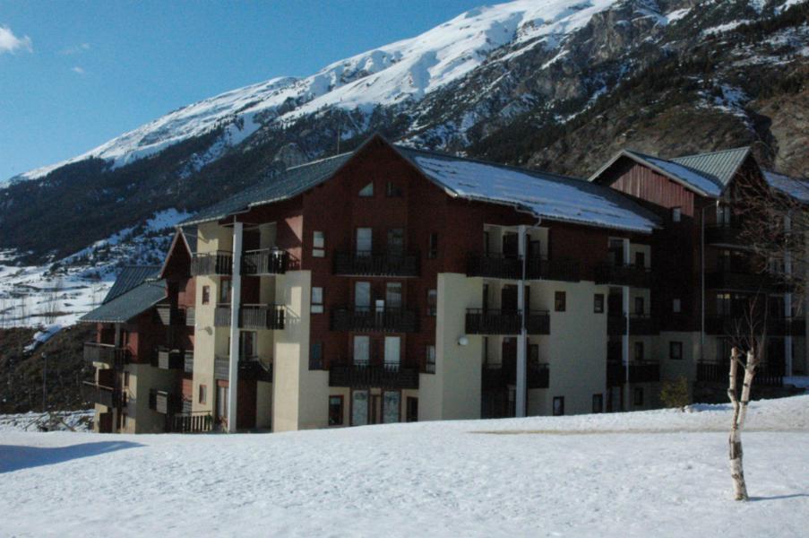 Location au ski Résidence Triade - Val Cenis - Extérieur été
