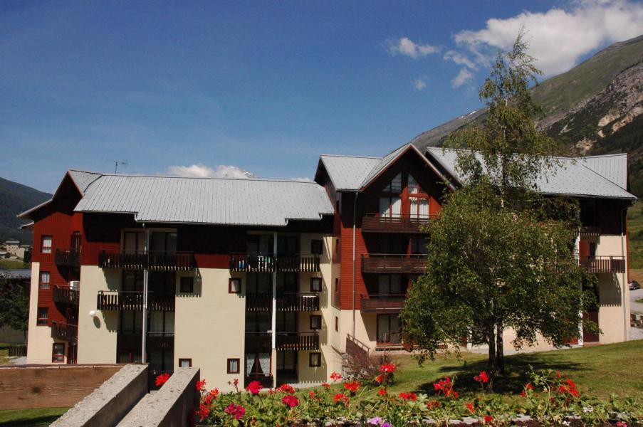 Soggiorno sugli sci Résidence Triade - Val Cenis - Esteriore estate
