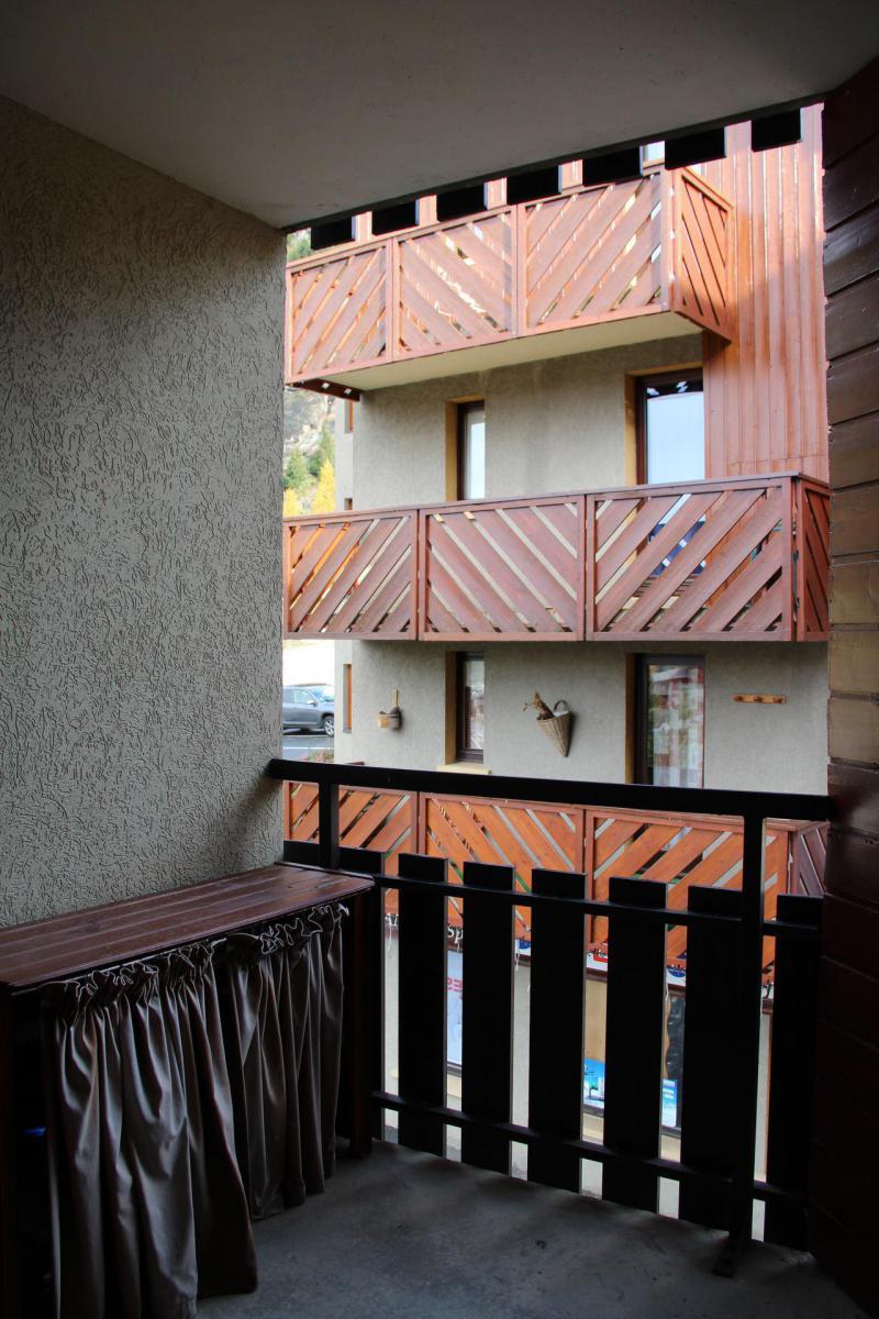 Аренда на лыжном курорте Квартира студия со спальней для 4 чел. (022) - Résidence Triade - Val Cenis - летом под открытым небом