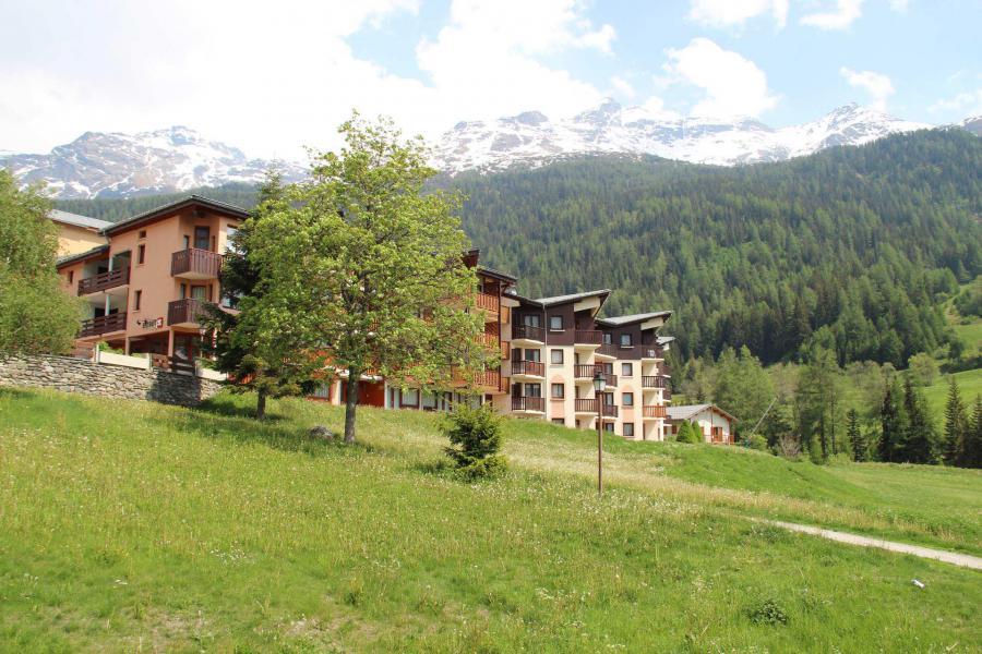 Location au ski Appartement 2 pièces coin montagne 4 personnes (013) - Résidence Triade - Val Cenis - Extérieur été