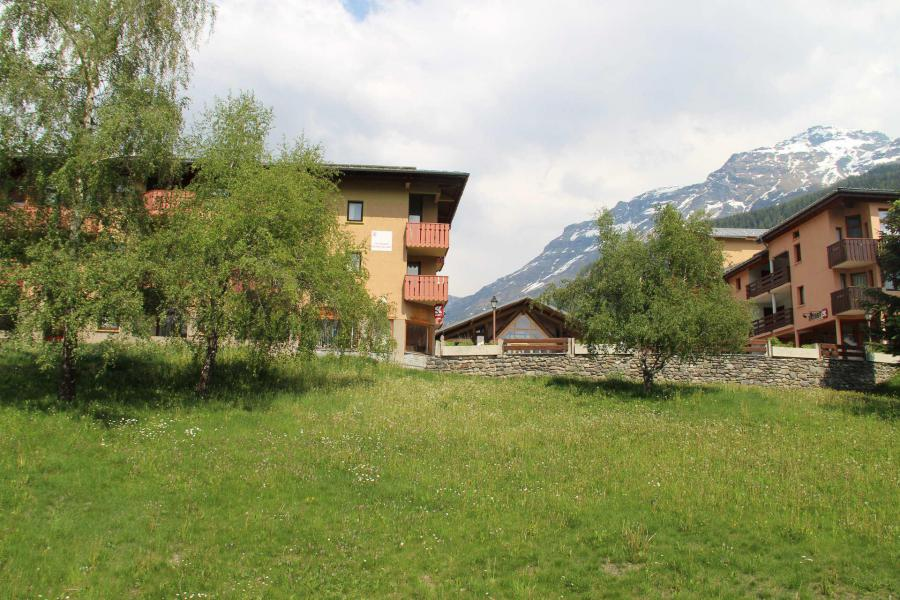 Vacances en montagne Appartement 2 pièces coin montagne 4 personnes (013) - Résidence Triade - Val Cenis
