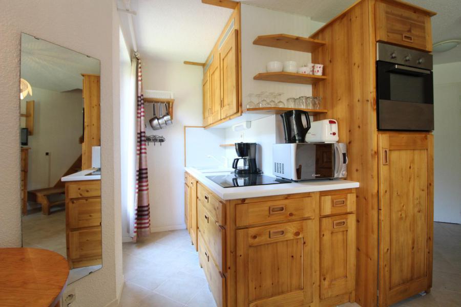 Vacances en montagne Appartement duplex 2 pièces 5 personnes (034) - Résidence Triade - Val Cenis