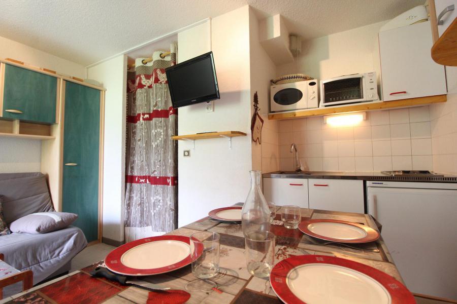 Vacances en montagne Appartement 2 pièces coin montagne 4 personnes (013) - Résidence Triade - Val Cenis - Logement