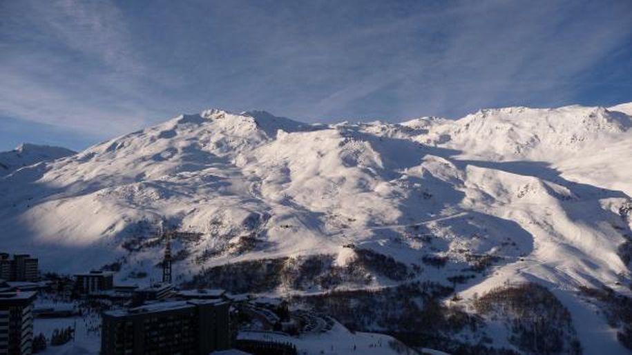 Vacanze in montagna Studio per 4 persone (1618) - Résidence Trois Marches - Les Menuires