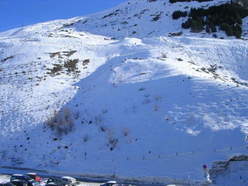Vacances en montagne Studio 2 personnes (937) - Résidence Trois Marches - Les Menuires