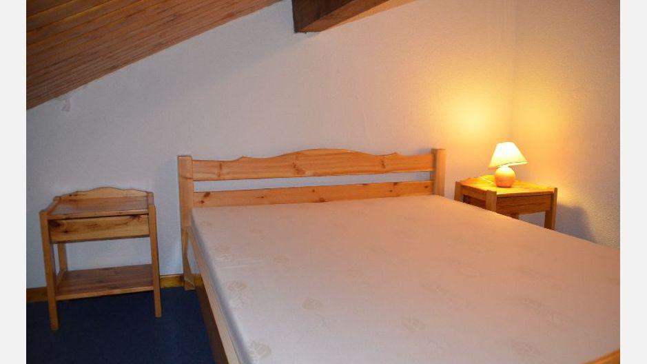 Vacances en montagne Résidence Trolles - Saint Martin de Belleville - Chambre