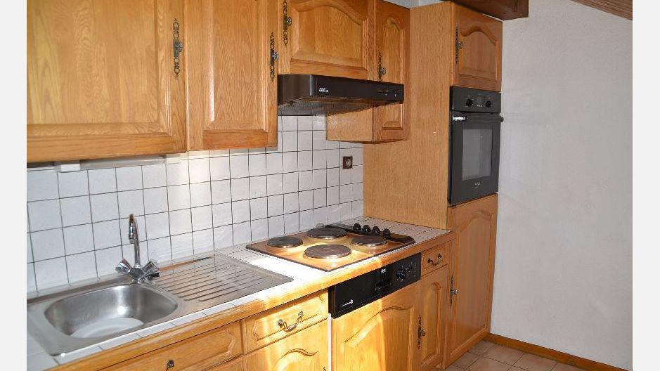 Vacanze in montagna Résidence Trolles - Saint Martin de Belleville - Cucina