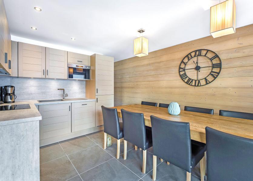 Wakacje w górach Apartament 5 pokojowy 8 osób (3) - Résidence Trolles Prestige - Saint Martin de Belleville - Kuchnia