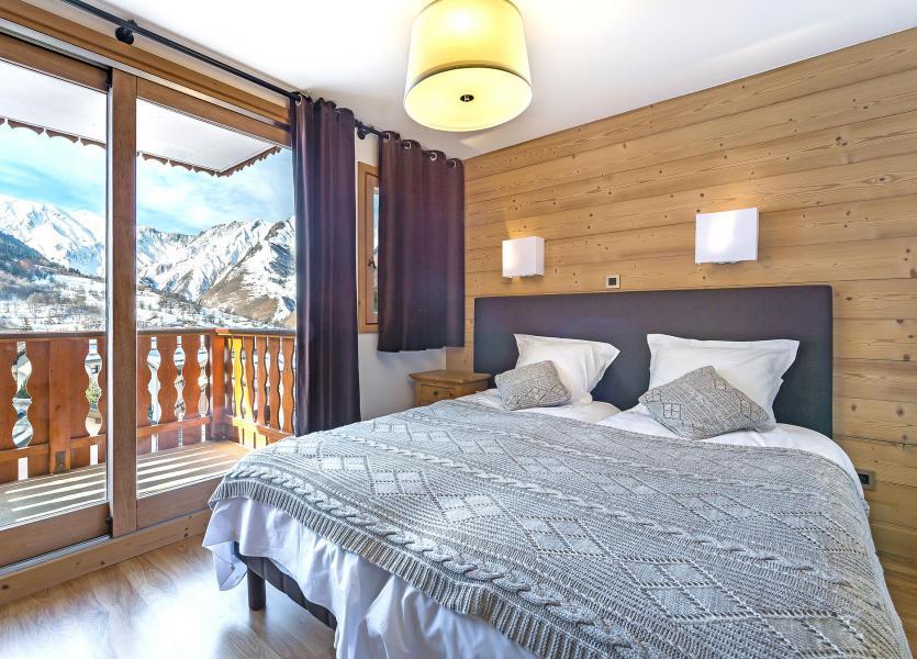Wakacje w górach Apartament 5 pokojowy 8 osób (3) - Résidence Trolles Prestige - Saint Martin de Belleville - Pokój