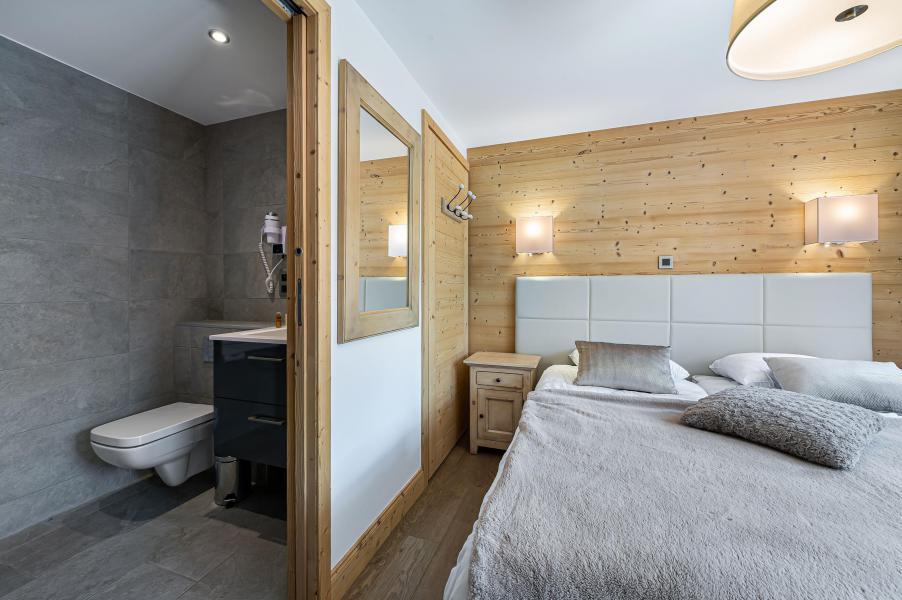 Wakacje w górach Apartament 5 pokojowy 8 osób (4) - Résidence Trolles Prestige - Saint Martin de Belleville - Pokój