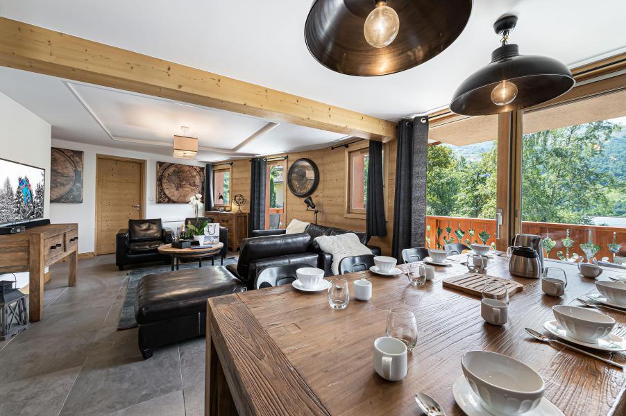 Wakacje w górach Apartament 5 pokojowy 8 osób (4) - Résidence Trolles Prestige - Saint Martin de Belleville - Pokój gościnny