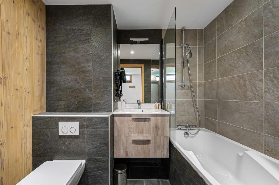 Wakacje w górach Apartament duplex 5 pokojowy 8 osób (1) - Résidence Trolles Prestige - Saint Martin de Belleville - Łazienka