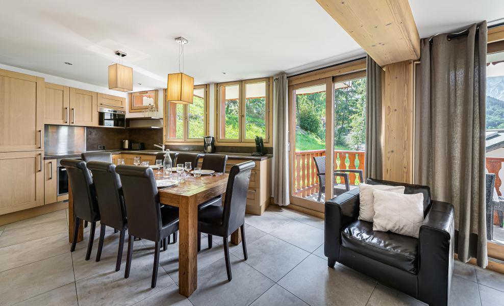Wakacje w górach Apartament duplex 5 pokojowy 8 osób (1) - Résidence Trolles Prestige - Saint Martin de Belleville - Pokój gościnny