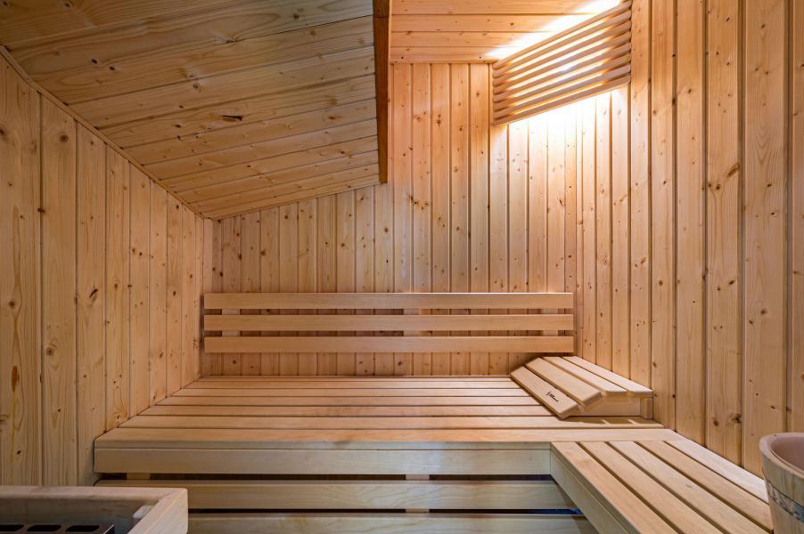 Wakacje w górach Apartament duplex 5 pokojowy 8 osób (1) - Résidence Trolles Prestige - Saint Martin de Belleville - Sauna