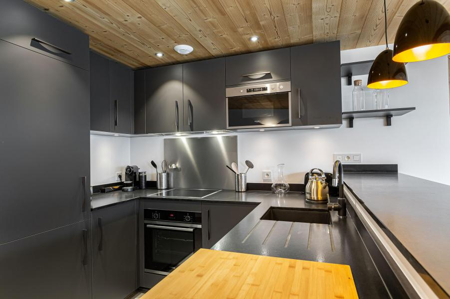 Wakacje w górach Apartament duplex 8 pokojowy 12 osób (5) - Résidence Trolles Prestige - Saint Martin de Belleville - Kuchnia