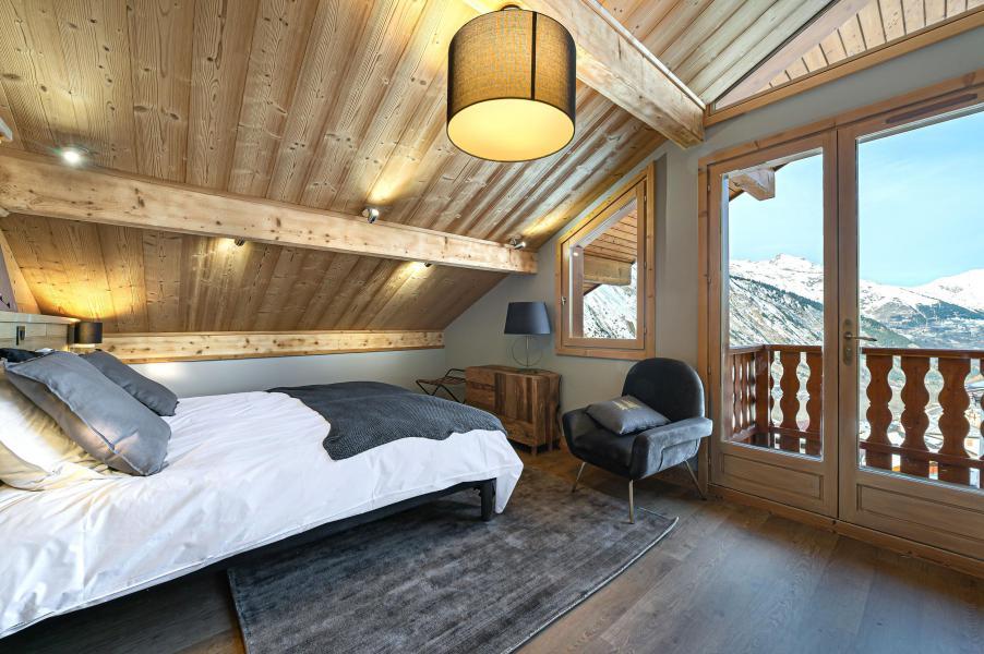 Wakacje w górach Apartament duplex 8 pokojowy 12 osób (5) - Résidence Trolles Prestige - Saint Martin de Belleville - Pokój na poddaszu