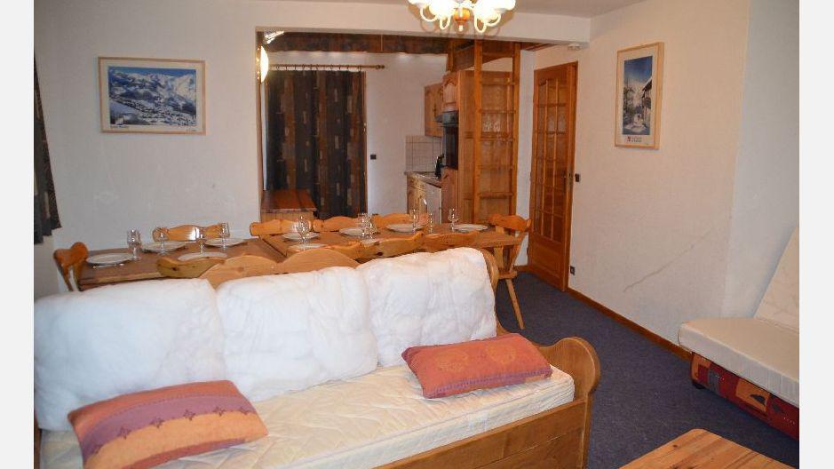 Vacanze in montagna Résidence Trolles - Saint Martin de Belleville - Soggiorno