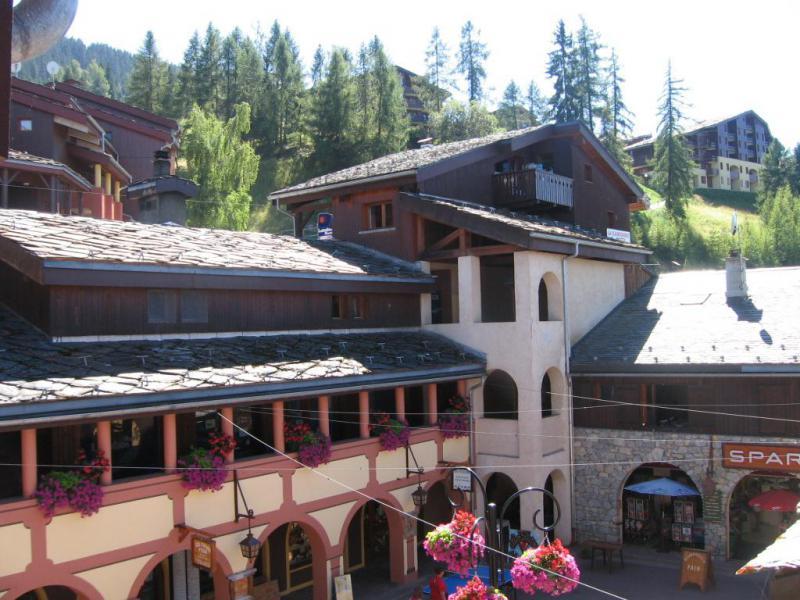 Rental Holidays Mountain Montchavin La Plagne Residence Trompe L Oeil