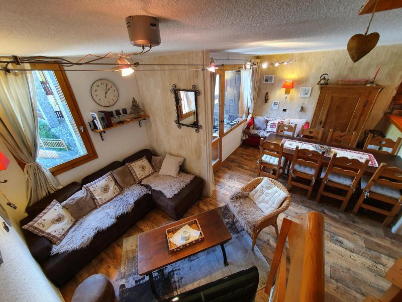Vacances en montagne Appartement duplex 4 pièces 9 personnes (052) - Résidence Trompe l'Oeil - Montchavin La Plagne