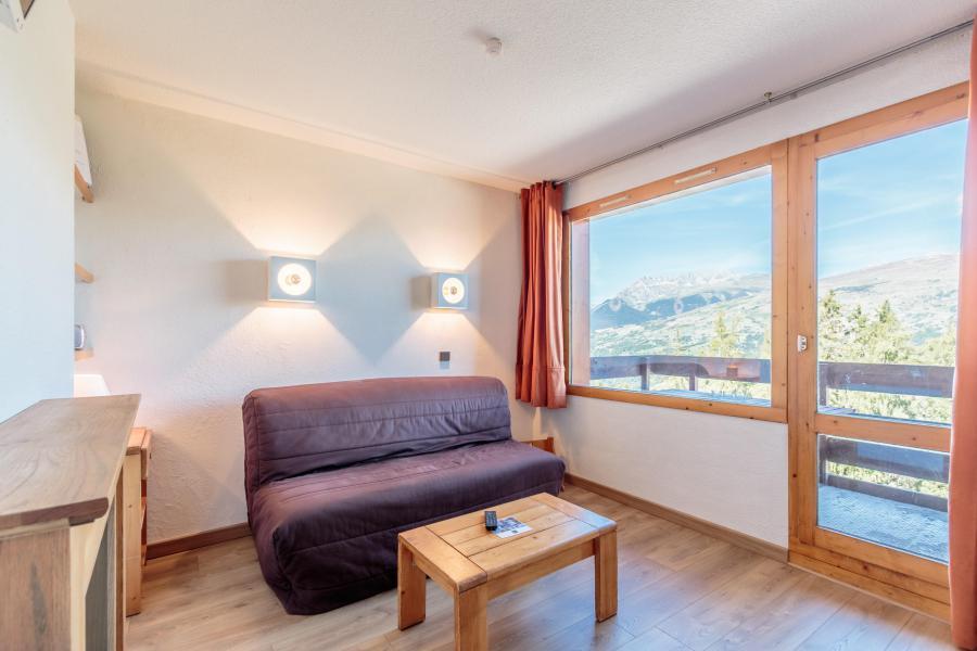Vacances en montagne Studio 4 personnes (009) - Résidence Trompe l'Oeil - Montchavin La Plagne