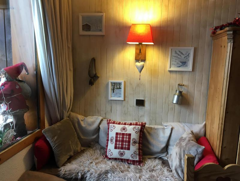 Vacances en montagne Appartement duplex 4 pièces 9 personnes (052) - Résidence Trompe l'Oeil - Montchavin La Plagne - Banquette